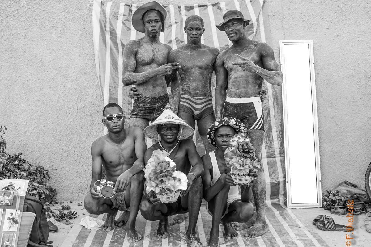 Fatoumata Diabate / Studio Photo de la Rue