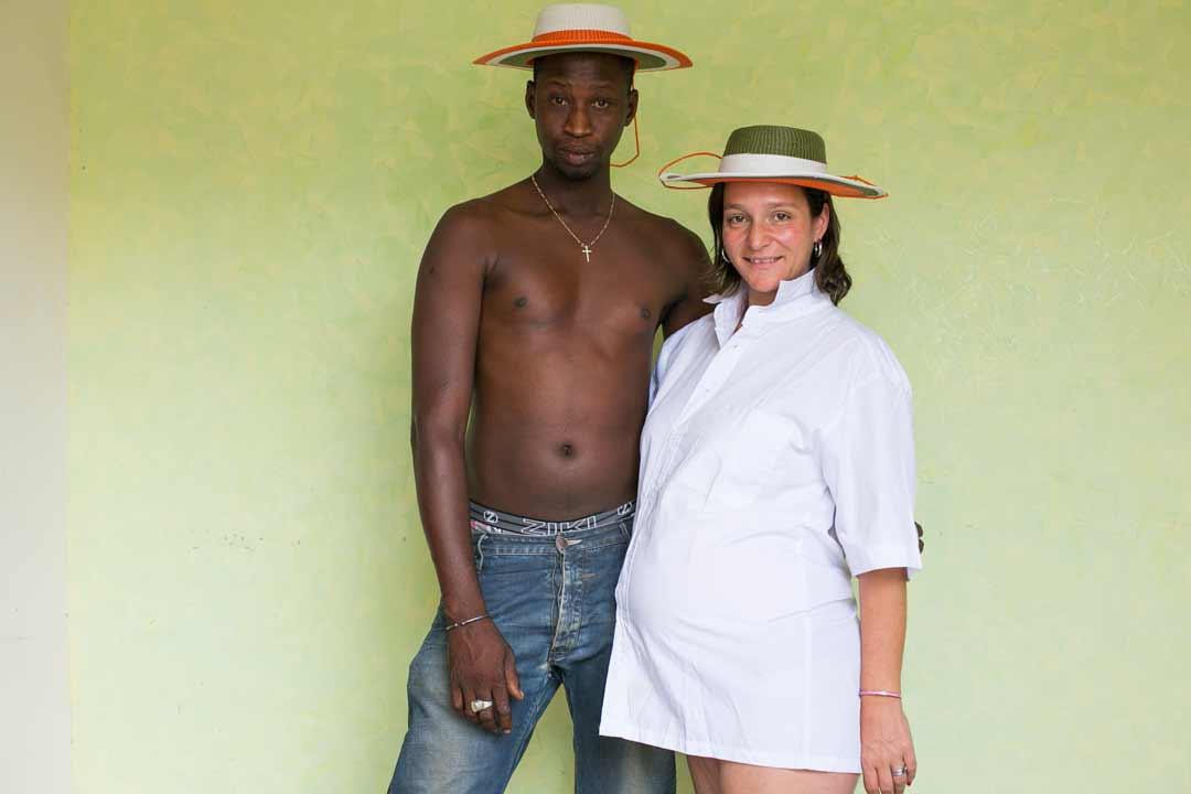 Fatoumata Diabate / l'homme en animal